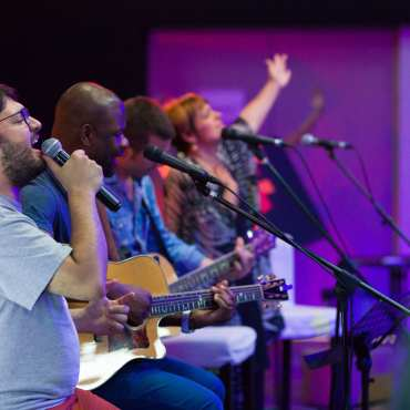 Free Worship groupe